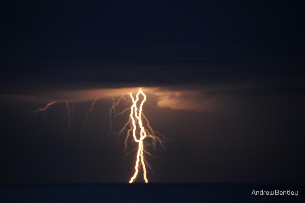 West coast lightning by AndrewBentley
