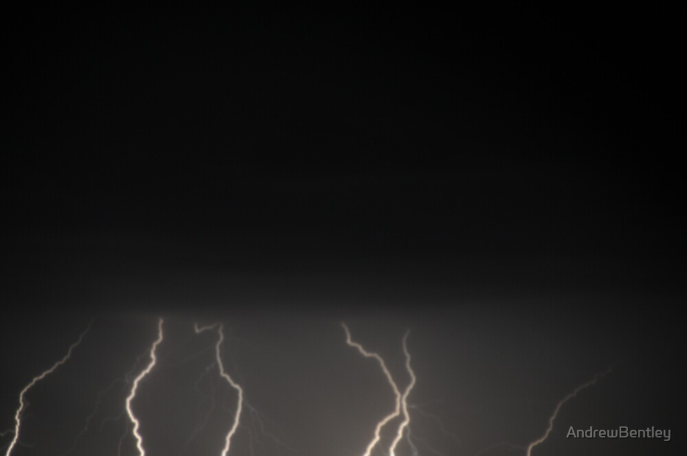 Bunbury lightning by AndrewBentley