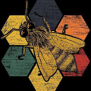 Bee ecosystem by GeschenkIdee
