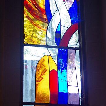 Window In Waitangi by lezvee