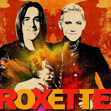 Roxette Music Band Legend by dane897