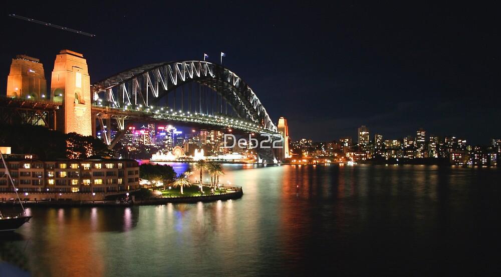 Sydney Harbour Bridge, Australia by Deb22