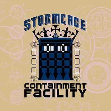 Stormcage Containment Facility by GoMerchBubble
