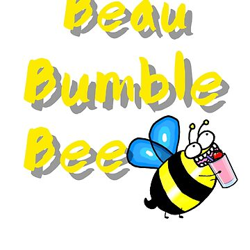 Beau Bumble Bee by Lobeboy