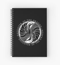 Daughter of the Dragon Spiralblock