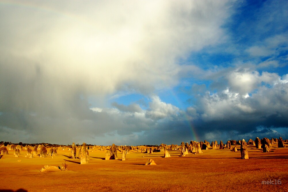 pinnacles landscape by melc16