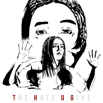The Hate U Give by munchkinboutiq