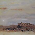 Edinburgh Castle by Alan Harris