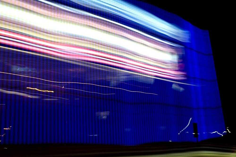 Night Lights IV by Chris Thornley