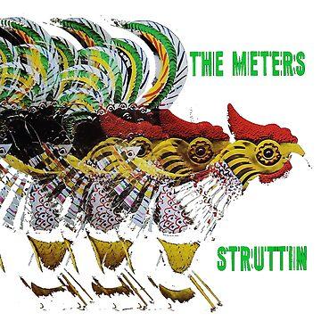 Struttin  by BlueMonday1982