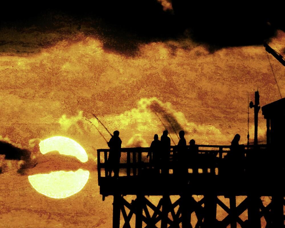 Catching a Sunset by Stephen Warren