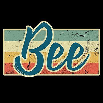 honeybee by GeschenkIdee