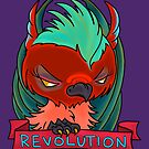 revolution!griffin by tentaclemade