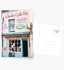 Wheelers Oyster Bar, Whitstable Postcards