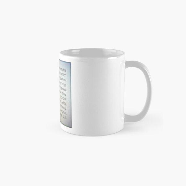 Left Handers Classic Mug