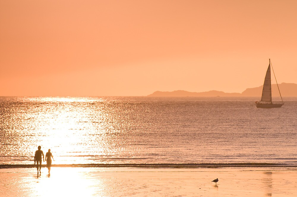 Beach Days by Mat Mackenzie