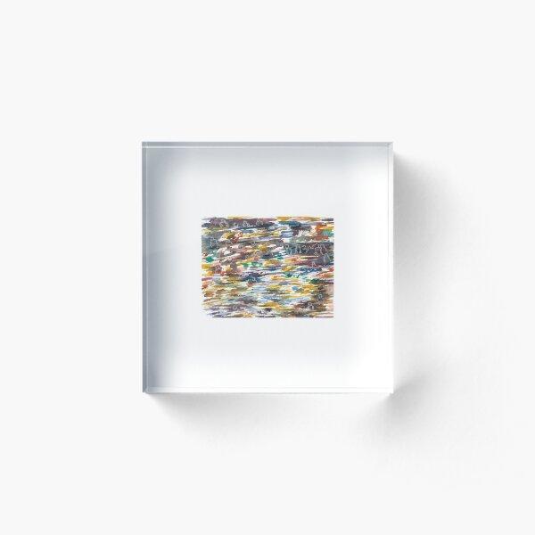 Nest of Angels Acrylic Block