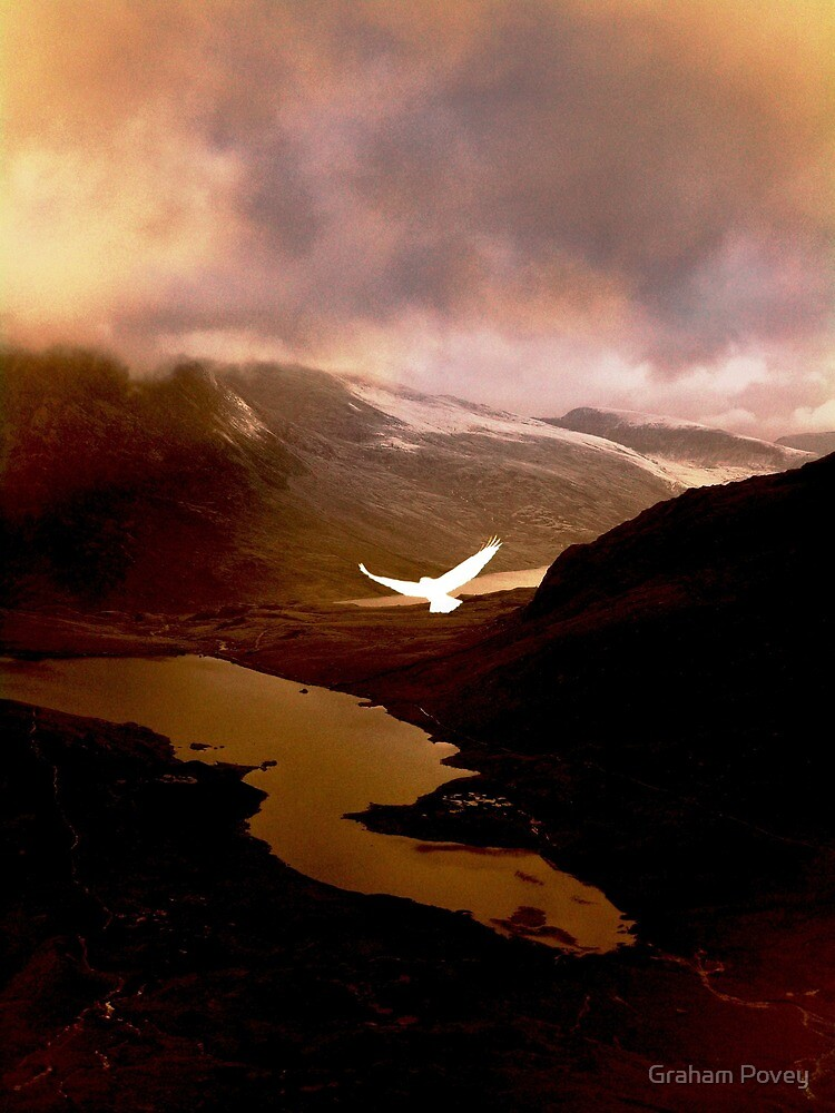 Spirit of Idwal by Graham Povey