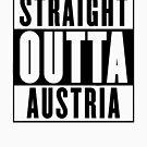 Straight outta Austria by Chrome Clothing