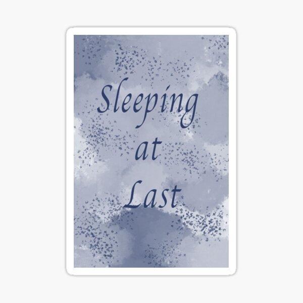 Sleeping at Last Sticker