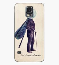 Inspector Dragonfly Case/Skin for Samsung Galaxy