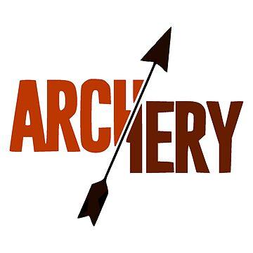 Archery by realmatdesign