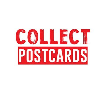 Why work when you can collect postcards by Faba188