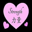 STRENGTH - Motivation by Autumn Asphodel