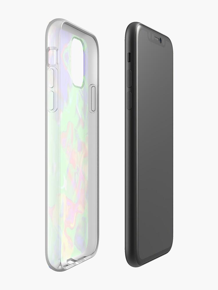 coque telephone marque | Coque iPhone «Sphère arc-en-ciel», par JLHDesign