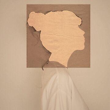 Portrait paper by jsebouvi