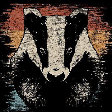 Badger Marten by GeschenkIdee