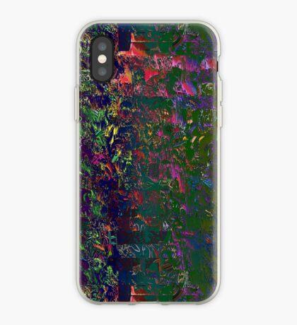 Psychedelic Pattern   Acid Mush II iPhone Case