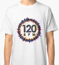 120 BPM Classic T-Shirt