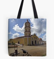 Iglesia Mayor de San Juan Bautista Tote Bag