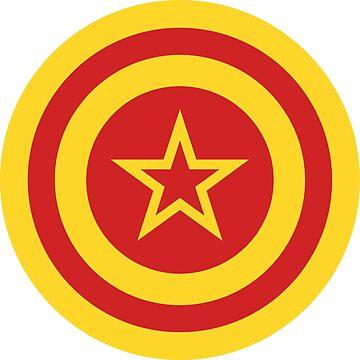 Captain Sovjet 1 by xxjudgexx