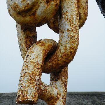 Rusty chain by derekkered