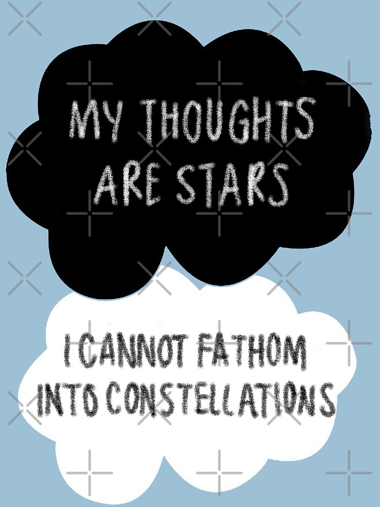 My Thoughts are Stars | Unisex T-Shirt