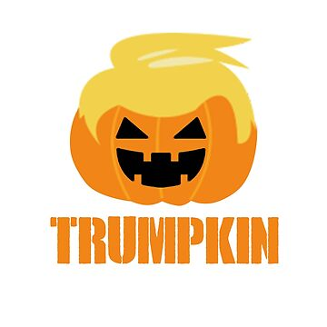 Trumpkin make halloween great again by Faba188