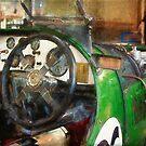 1948 Supercharged MG TC by Stuart Row