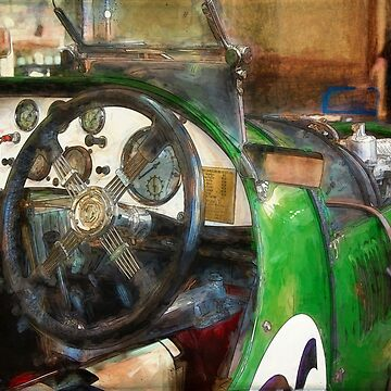 1948 Supercharged MG TC by StuartRow