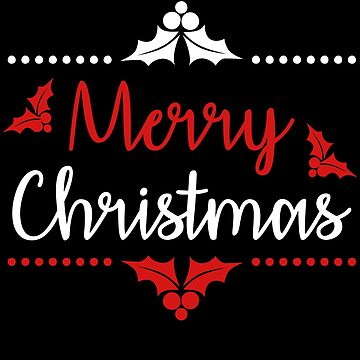 Merry Christmas Christmas Christmas Eve gift by ECommerceSukra