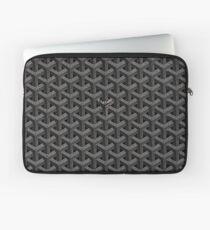goyard black Laptop Sleeve