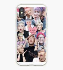 Pastel Namjoon Collage  iPhone Case