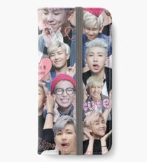 Pastel Namjoon Collage  iPhone Wallet/Case/Skin