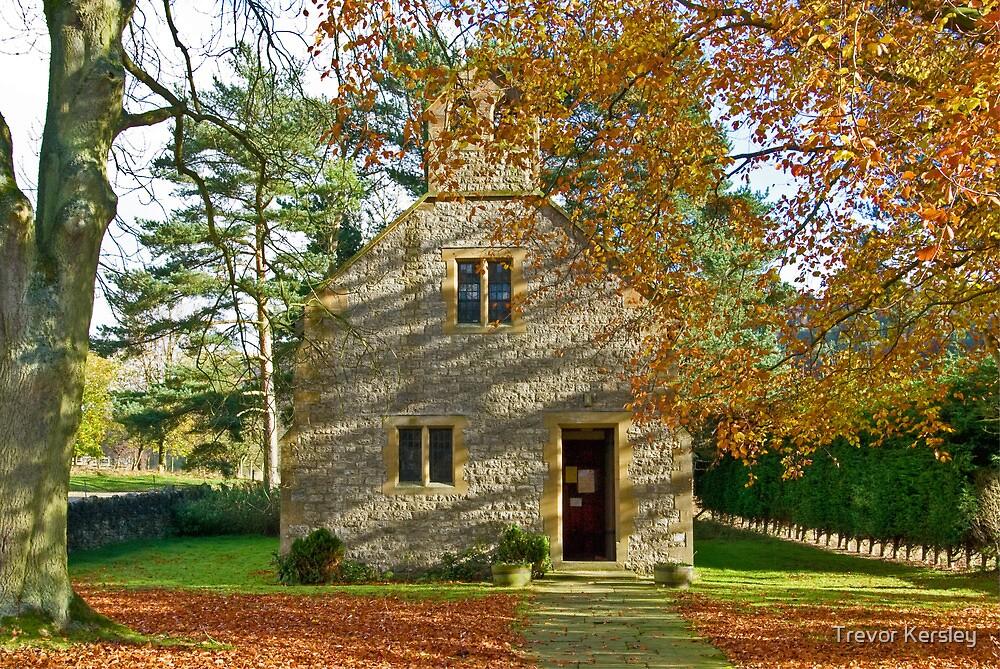 The Church - Hutton le Hole by Trevor Kersley