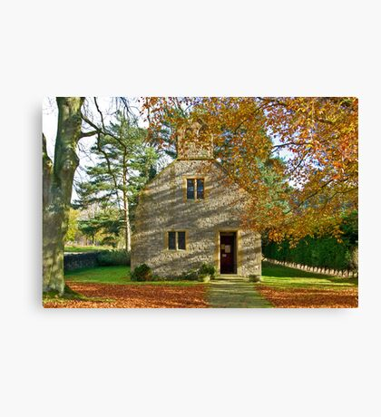 The Church - Hutton le Hole Canvas Print