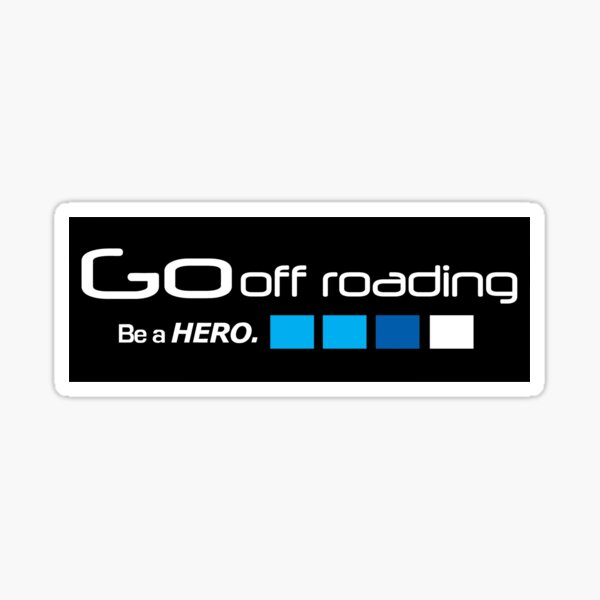 Off Road Sticker