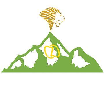 Mountain Lion by DahnDahlas