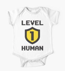Level 1 Human Kids Clothes