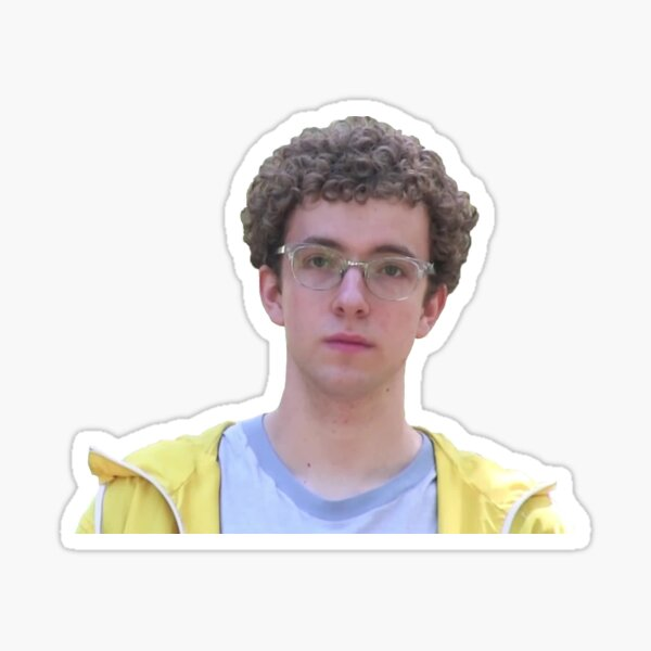 Zach Villere  Sticker